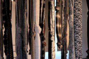 """Installazione """"Foresta di liane"""""""