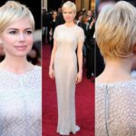 Michelle Williams in Chanel Couture agli Oscar 2011