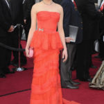 Michelle Williams in Louis Vuitton agli Oscar 2012