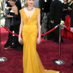 Michelle Williams in Vera Wang agli Oscar 2006
