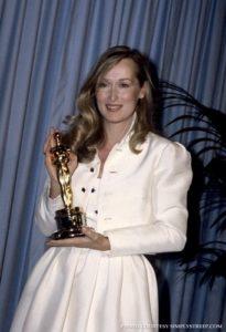 Meryl Streep agli Oscar 1979