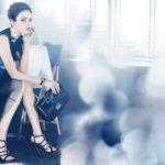 La Kunis nella pubblicità di Miss Dior