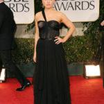 La Kunis ai Golden Globes 2012 in Dior