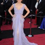 La Kunis In Elie Saab Couture agli Oscar 2011