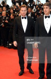 Ewan McGregor in Dolce&Gabbana al 65° Festival di Cannes