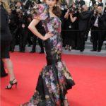 Bianca Balti in Dolce&Gabbana al 65° Festival di Cannes courtey Dolce&Gabbana