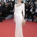 Eva Herzigova in Dolce&Gabbana al 65° Festival di Cannes