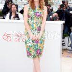 Jessica Chastain in Dolce&Gabbana al 65° Festival di Cannes