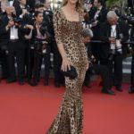 Marpessa in Dolce&Gabbana al 65° Festival di Cannes