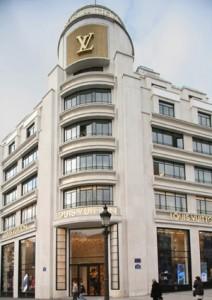 Sede Louis Vuitton