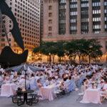 White dinner a Chicago