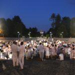 Cena bianca a Milano