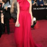 Emma Stone in Giambattista Valli Couture agli Oscar 2012