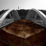 Ponte della musica - Visone stardust courtesy Bertoletti 1882