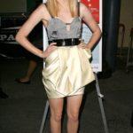 Emma Stone in Roksanda Ilincic nel 2010