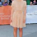 La Knightley in Elie Saab Couture al Festival del Cinema di Toronto nel 2011