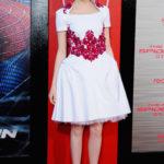Emma Stone in Chanel nel 2012