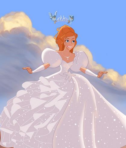 IMORE - Le principesse Disney: la donna dagli anni Trenta a oggi ...