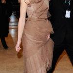 La Knightley in Valentino alla Festa del Cinema di Roma nel 2010