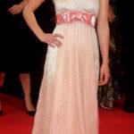 La Knightley in Chanel Couture alla Mostra del Cinema di Venezia nel 2007