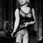 """La Monroe in """"A qualcuno piace caldo"""""""