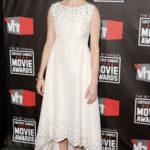 La Williams in Balenciaga vintage ai Critics' Choice Awards 2011