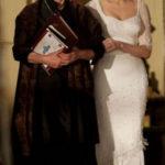 """La Williams in """"Marilyn"""" con i costumi di scena de """"Il principe e la ballerina"""""""