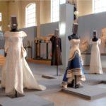 """Allestimento mostra """"60 anni di moda Mady in Italy"""""""