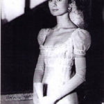 "GATTINONI film ""Guerra e Pace"" Audrey Hepburn (1956)"
