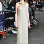La Hathaway in Gucci nel 2012