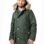 Woolrich, stile Himalaya