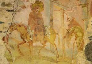 Maestro di Castelseprio verso Betlemme