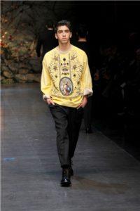 Dolce & Gabbana A/I 2013-2014 courtesy Dolce & Gabbana