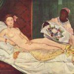 Edouard Manet Olympia