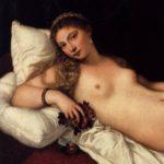 Tiziano Venere di Urbino