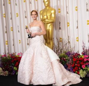Jennifer Lawrence - Oscar 2013