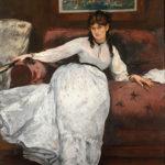 E. Manet - Repose 1871