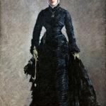 E. Manet - La Parigina 1875