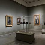 La galleria dedicata alla moda maschile, Met. museum of Art di New York