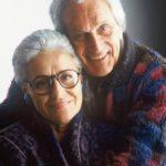 Rosita e Ottavio Missoni foto courtesy Missoni
