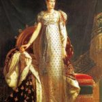 Ritratto di M. Luisa d'Austria