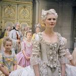 Marie Antoinette con il suo seguito