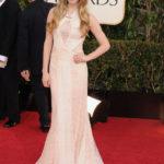 Amanda Seyfried in Givenchy ai Golden Globes 2013