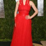 Amanda Seyfried in Givenchy dopo la cerimonia degli Oscar  2013
