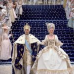 Marie Antoniette e Luigi XVI il giorno dell'incoronazione