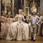Marie Antoinette e Luigi XVI durante un ballo