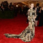 Amanda Seyfried in Givenchy Couture al Met Gala 2013