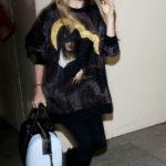 Amanda Seyfried in Givenchy uomo nel 2013