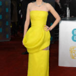 La Cotillard in Dior couture ai BAFTA Awards 2013