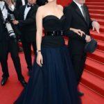 La Cotillard in Dior al Festival di Cannes nel 2012